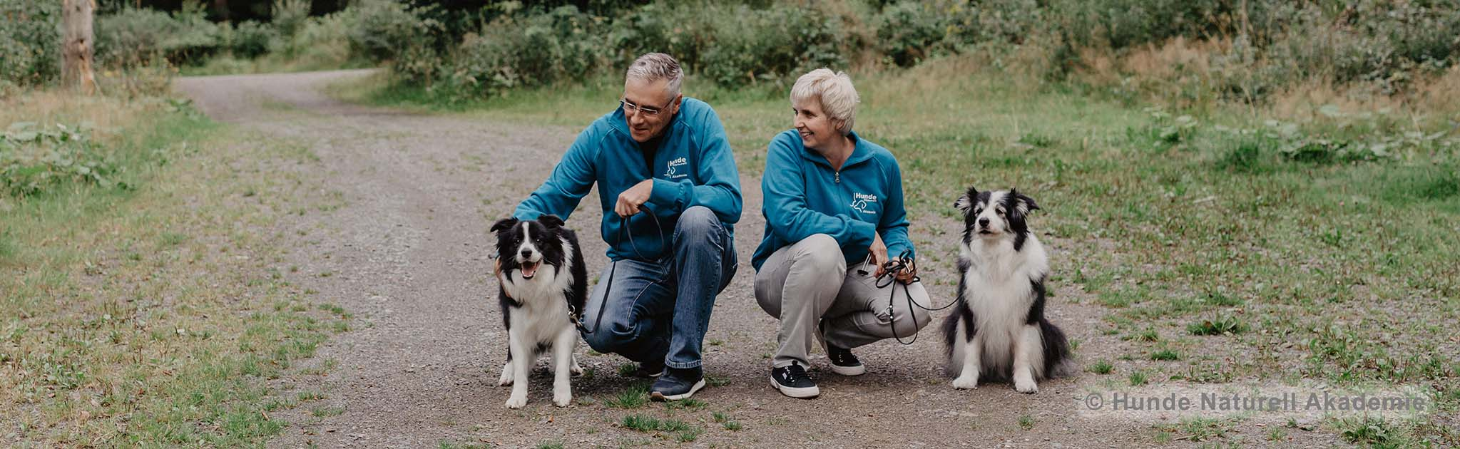 Sabine Zimmermeister Hunde Naturell glücklich